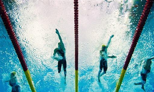 Кадры шестого дня Олимпийских Игр