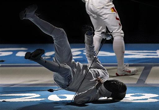 Кадры седьмого для Олимпийских игр (фото)
