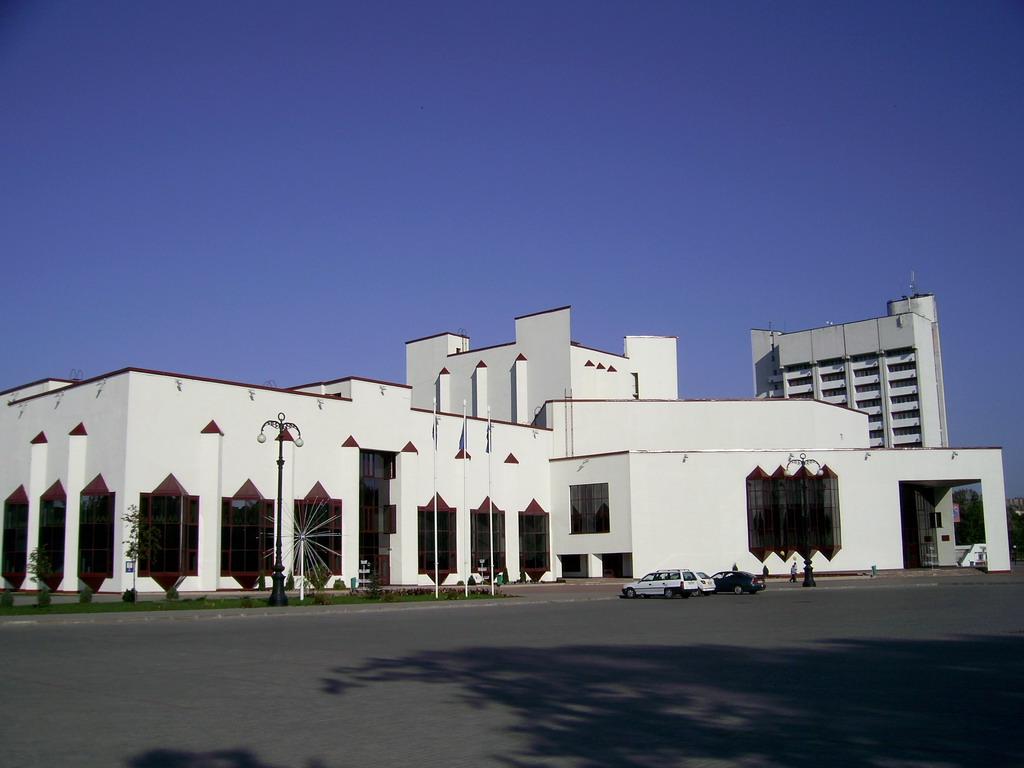 Молодечненский дворец культуры