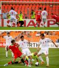Беларусь - Люксембург 2:0