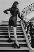 Дарья Вербови для Yves Saint Laurent