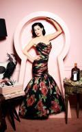 Дита фон Тиз для промо дамского бокссета от Cointreau