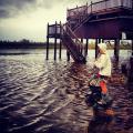 Последствия урагана Исаак