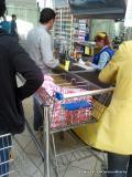Сахар скупают тележками