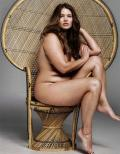 Тара Линн в фотосессии для Elle France