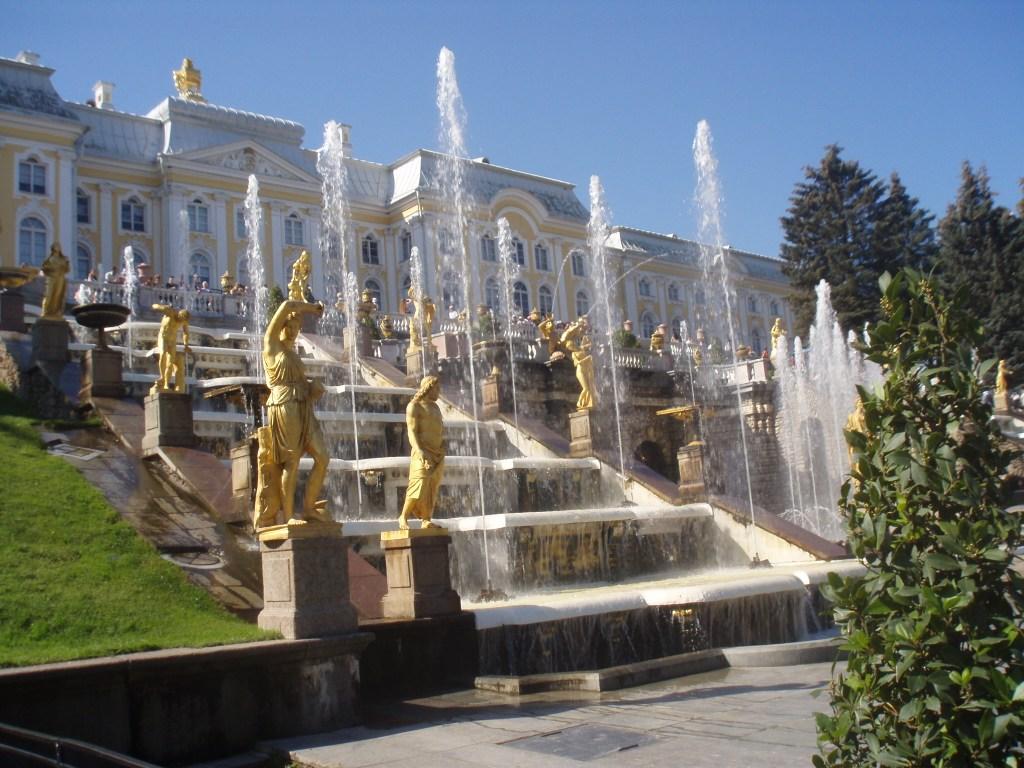 Жемчужное ожерелье санкт-петербурга — The Village