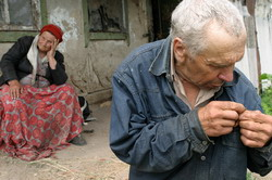 Бабушка и дедушка, а мы помним вашу любовь?