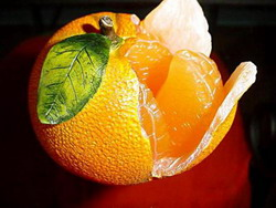 Сказка об оранжевой планете