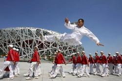 Как преобразился Пекин или о «Водном клубе»?