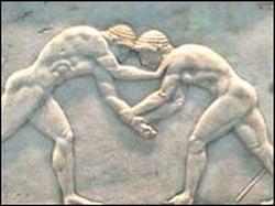 Почему в древней Греции проводились Олимпийские игры?