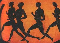 За что боролись атлеты на древних Олимпийских играх?