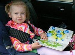 Как перевозить ребенка в автомобиле?