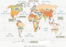 В будущем возникнет новый суперконтинент?