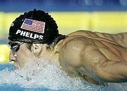 Что надо есть,чтобы плавать, как Майкл Фелпс?