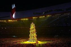 Каким было прощание с Олимпийскими играми?