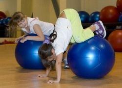 Детский фитнес: вред или польза?