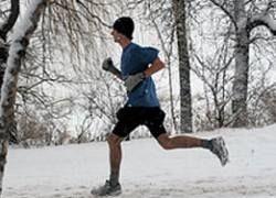 Как правильно заниматься бегом в холодную пору года?