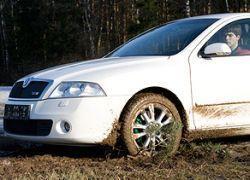 Как вытащить машину из грязи?