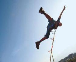Прыжок в другую жизнь