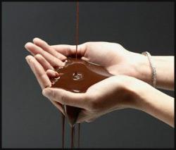 Интерьер в шоколоде