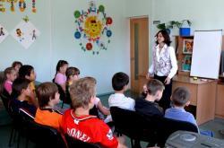 В Новосибирске с успехом прошла серия семинаров для детей из неблагополучных семей