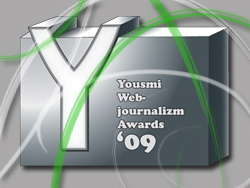 О Yousmi Web-Journalism Awards