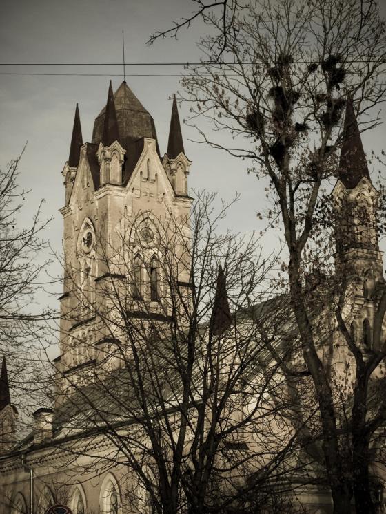 Лютеранская кирха св. Иоанна (Гродно)