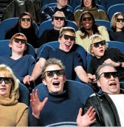 5D кинотеатр открылся в Минске