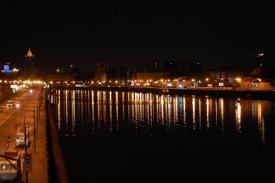 По Москве ночной прогулки..