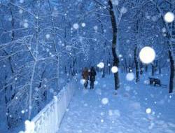 Снег и любовь