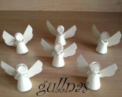 Бумажные ангелы