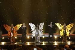 Группа 3+2 заняла 24 место в финале Евровидения 2010