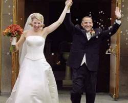 Свадьба – как много в этом слове торжественного