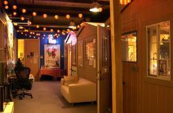 Креативный офис Pixar.