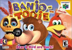 Ачивменты Banjo-Kazooie