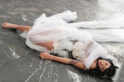 Важные элементы образа невесты - макияж и прическа. Модные советы.