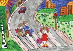 Важность обучения детей правилам дорожного движения