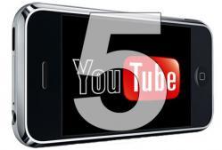 5 самых популярных видео клипов на Youtube за 2010 год