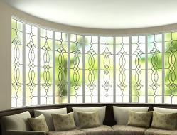 Витражи и декоративные стекла в доме