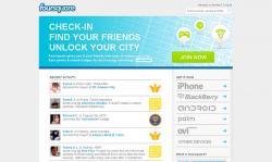 Foursquare – разблокируй свой город
