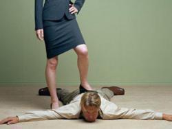В женском феминизме виноваты мужчины