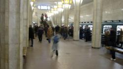 На ст. метро Октябрьская произошел взрыв. (Обновляется)