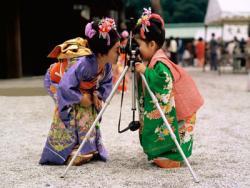 Выбираем кимоно