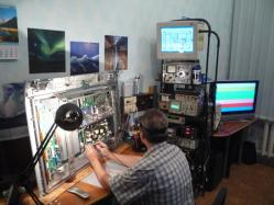 Ремонт жидкокристаллических телевизоров – возможные проблемы и причины неисправности
