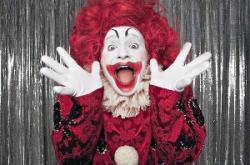 Происхождение клоуна