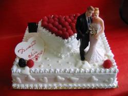 Сколько стоит сделать свадебный торт?
