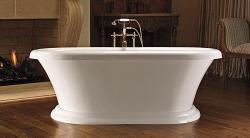 В чем преимущества акриловой ванны?