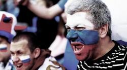 В отличие от любителей футбола из Болгарии россияне появились в польских криминальных сводках