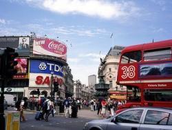 Лондон 2012г – Мекка для туристов, и летучих мышей