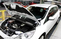 Ford представил двигатель с объемом в 1 литр